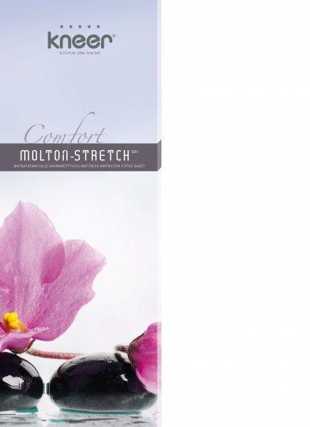 Kneer Matratzenschutz Comfort Molton-Stretch