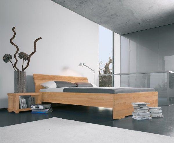 Dormiente Massivholzbett Adana