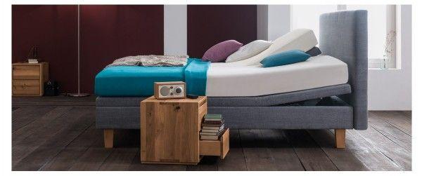 Dormiente Boxspringbett Vega-Motor