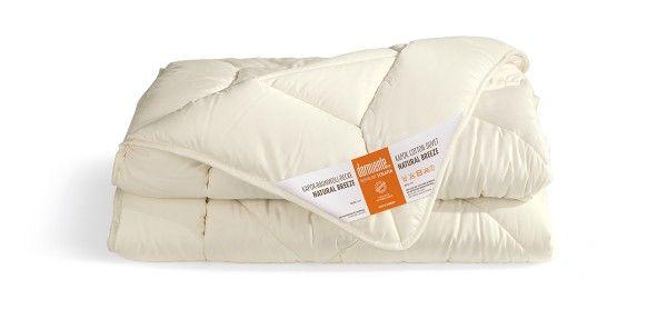 Dormiente Kapokbaumwoll-Decke Natural Breeze