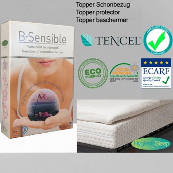 B-Sensible Topper Spannbettlaken SELECT