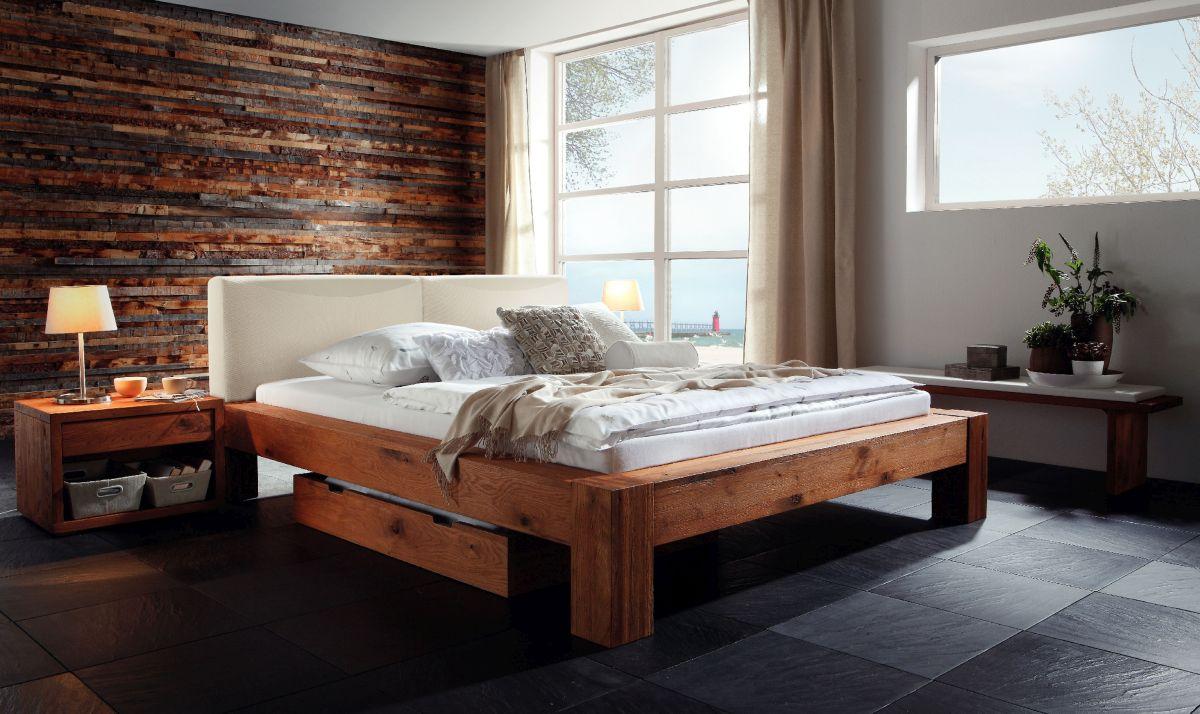 das hasena oak wild bett bormio mit bis zu 25 rabatt schlafzentrale. Black Bedroom Furniture Sets. Home Design Ideas