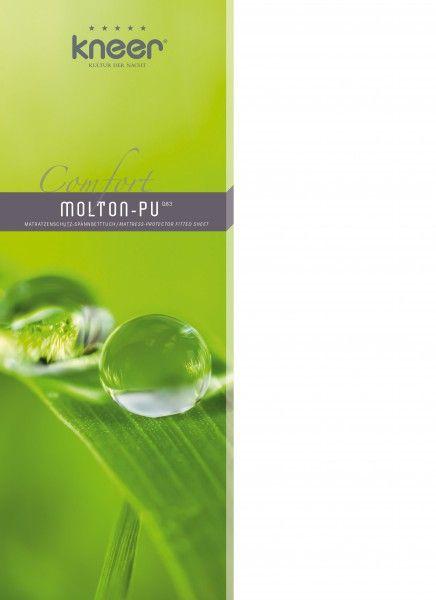 Kneer Matratzenschutz Comfort Molton-Pu