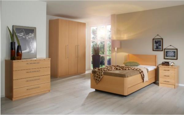 Reichert Komfortbett Varese mit Kopfteil