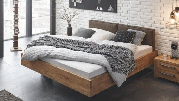 Hasena Oak-Vintage Bett Cadro 23