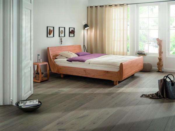 Dormiente Massivholzbett Mola Maxi mit standard Füßen