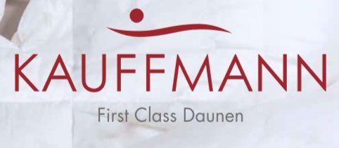 Kauffmann-First-Class-Daunen-logo