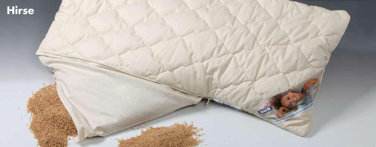hirse kopfkissen bettw sche strickoptik schlafzimmer tapeten beige wandfarbe kiefer kopfkissen. Black Bedroom Furniture Sets. Home Design Ideas